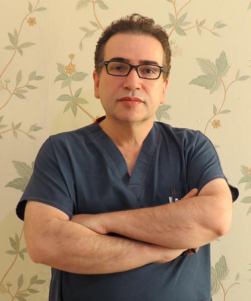Dr. Mehrdad Tangestani