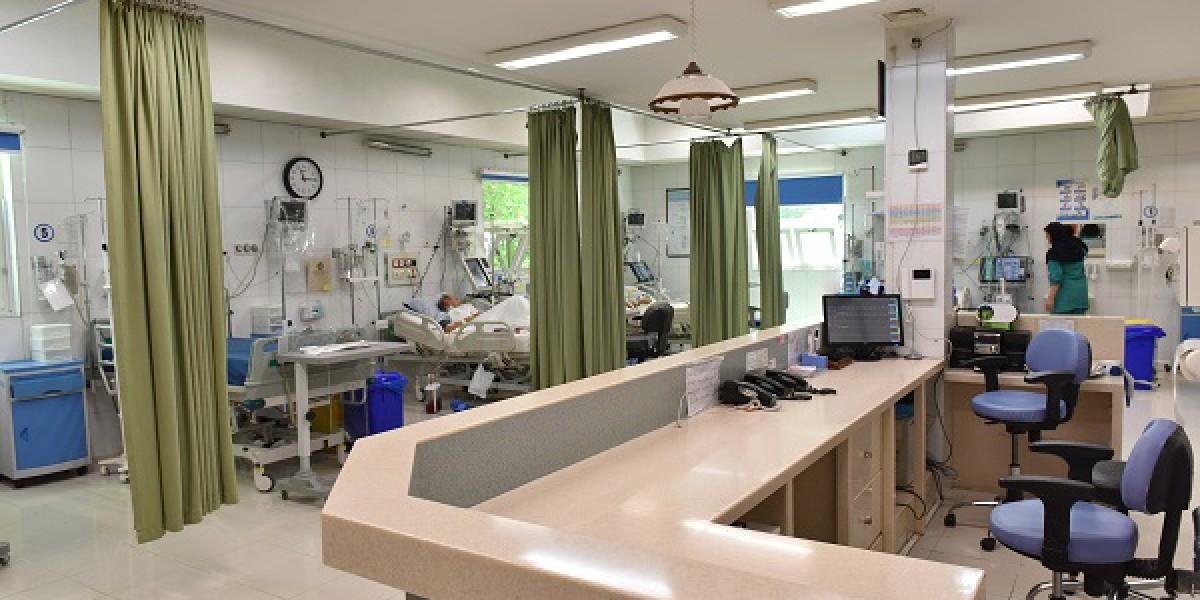 بخش مراقبتهای ویژه جراحی قلب (ICU)