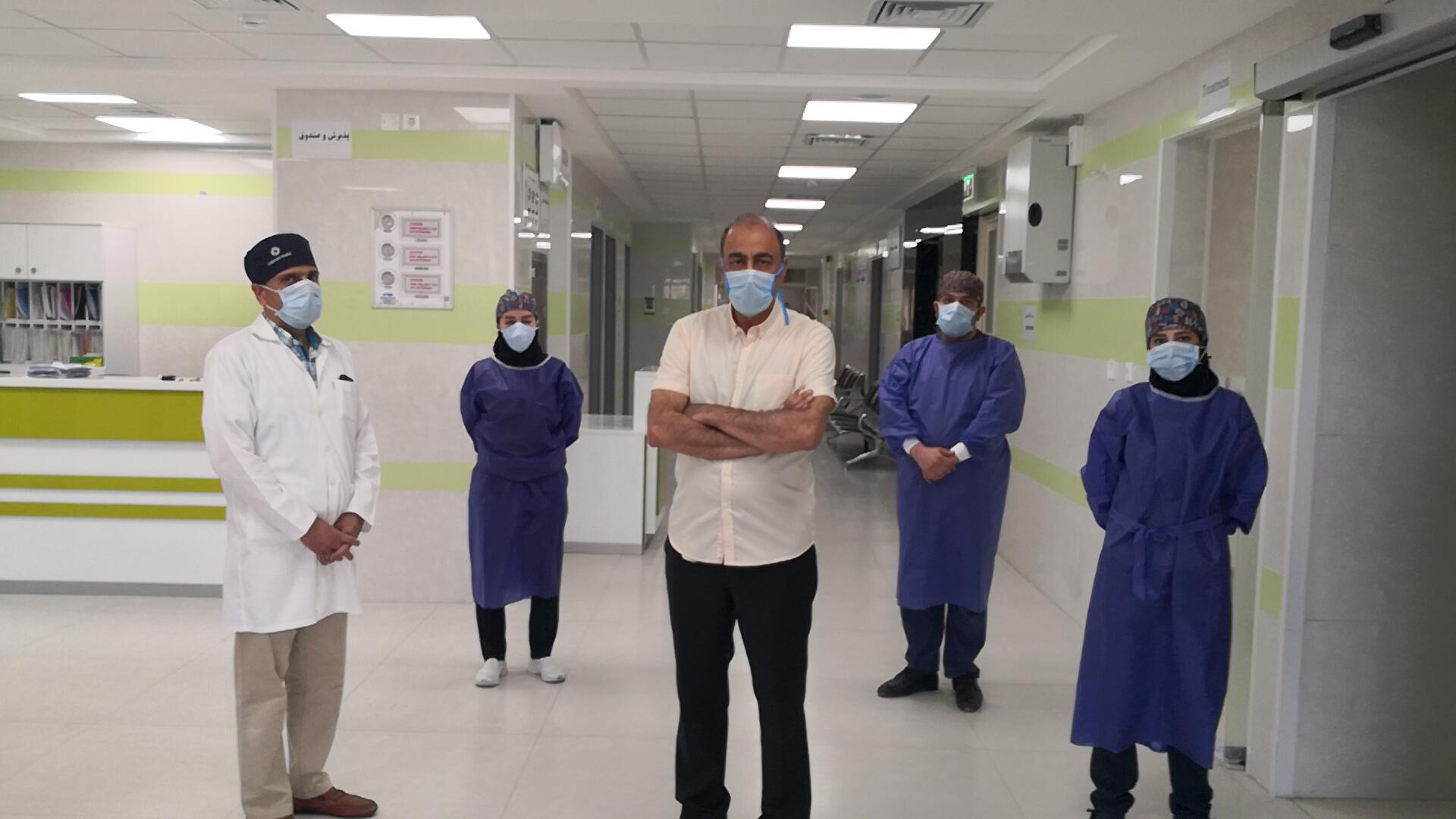دکتر چابک ماسک